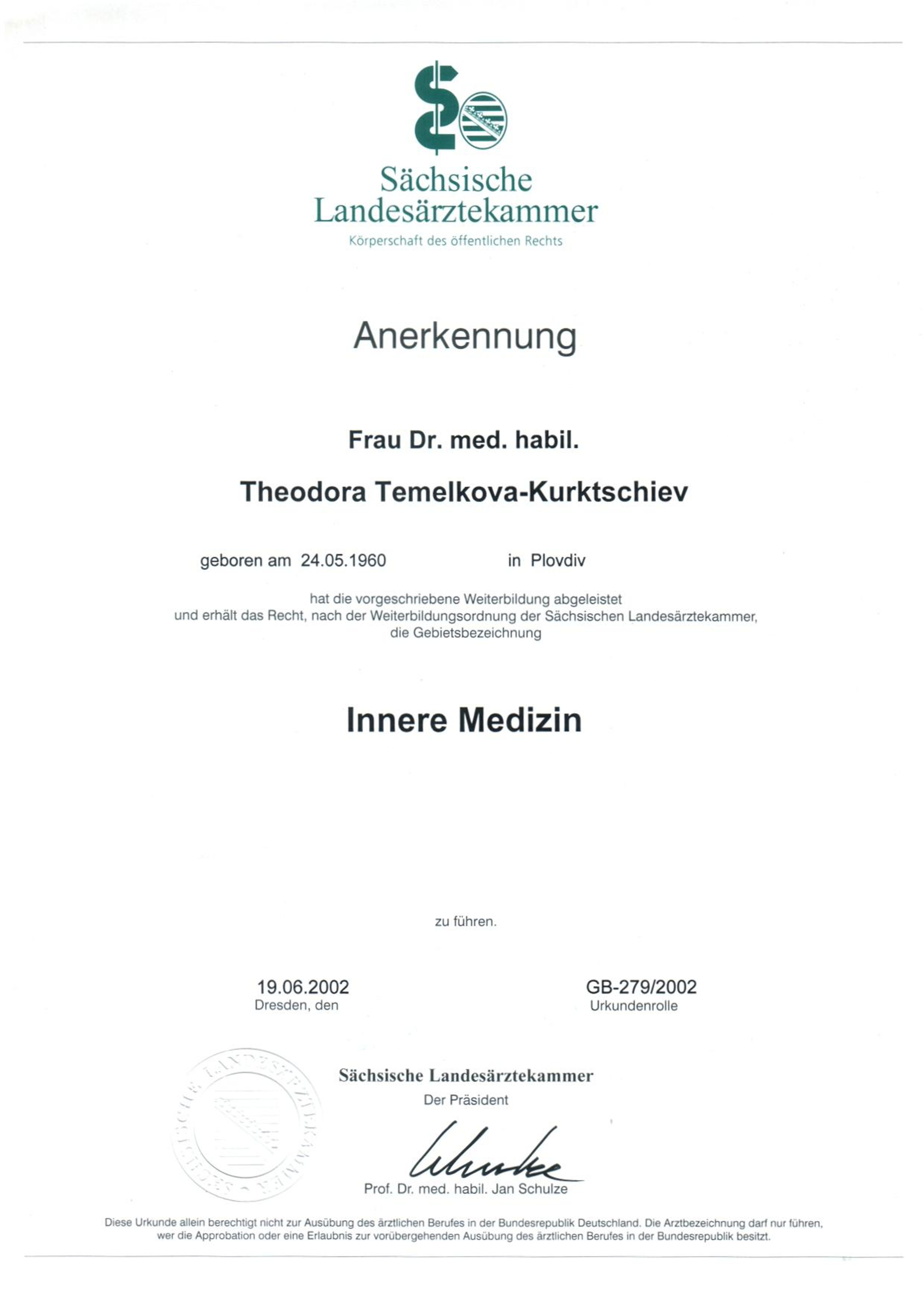 habilitation thesis carl ludwig